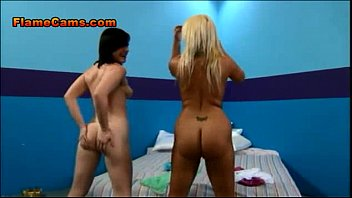 behind actress scene Young blond woman brutal dp