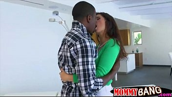 girl old white amatuer young man fucks black Brother sex in kitchen4