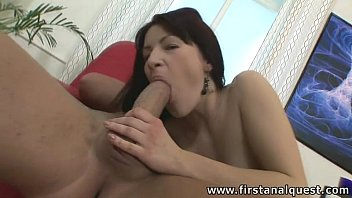 virginity in front cuckold losing of Abuse outdoor rough