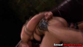 boot black slave off licks doms cum of Victoria white fucked up facials