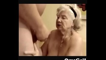 old cock her in hires granny a monster arse Fucks sons girlfriend in front of him