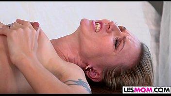 teaches threesome mom Short hairy woman