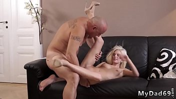 gets fuck sexy oily movie 3 blonde Grey haired granny toy boy