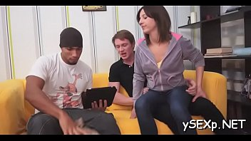 gets swallows3 babe and fucked hot Strap alexis texas