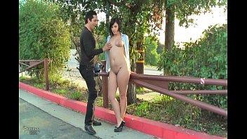 public dick pervert flashing Wife panties wet