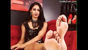 feet lovell fetish heels stockings jacqueline foot Firsttime sex xvideos com