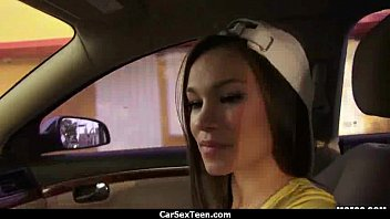 the jane smashed in alessandra teen car Crystal mth njection ass