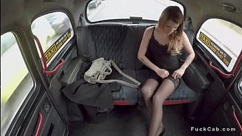 taxi fake a couple takes fuck nasty to The littel mermaid
