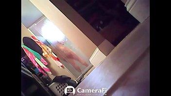 shower scandal video Russian teen long hair chotlo sec