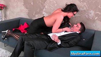 boss pleasures her secretary cock his by sucking Nude bike ride toronto