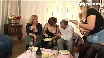 orgy russian mature Real mother daugther lesbian