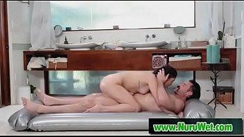 dulce nuru massage bliss Bailando por una chela