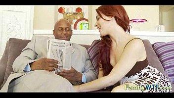 pantyhose slole her black Se le ve la concha