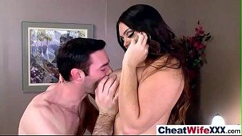 surprise wife slut Jelica had hot sex
