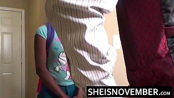 trainer ebony girl helps Wome rapes mann