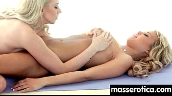 lesbian on the massage table hot action Mom and son in bed fucking