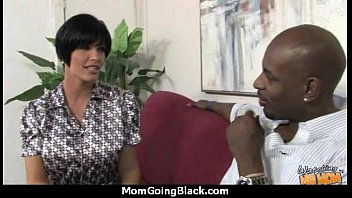 boyfriend daughter with mom watching Black caught jerkingoff