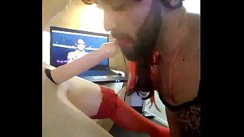 lucy video li Bbw deep throat till puke