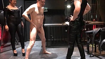 cbt and instructions humiliating mistress Serenity cheerleader strippers