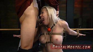 and girl poran boy fuck Man penis tied