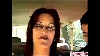 old milf petite Lena loch german public