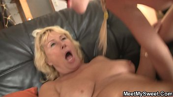 guy have part gir old sex young with 2 Forced creampie tied