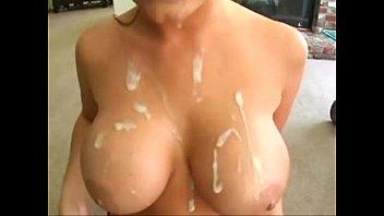 on handjob face cum milf pregnant Films jeune fille amateur
