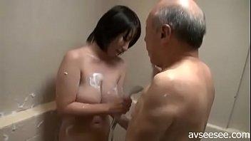 shower blowjob japanese n Esposa de amigo