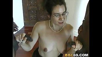 lynn near fireplace tiara Granny cuckold vs moster cock video