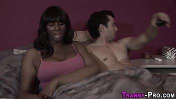 bare10 tranny hooker black Dina jewel anal fun
