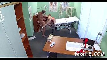 doctor arrested gets Incest bathroom fuck