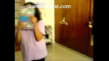 couple sex hidden having on college camera a Big tits clothes ripped off