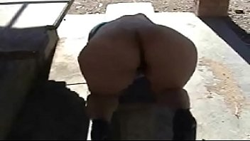 balon ass in Chubby hairy fucked