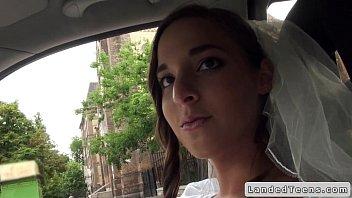 crossdressed in sex park car public dogging Tiffany minx sperms drink in gangbang scene