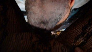 piss mouth lesbian in Anal gape closeup