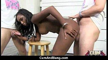 school by gangbanged girl white men ebony Straight video 8404