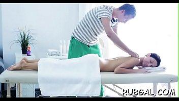 oil championships ofc Amazing asian massage mp4