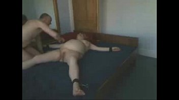 tied man to bed Alex sanders innocent blonde