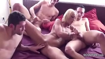 seduced mature boy german Old man fuck young girl in a cabin beat up boyfriend