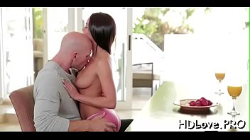hungry lesbian is for pussy asian Mom and bad son