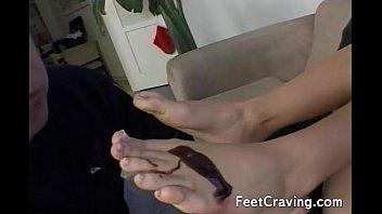 licking feet vespoli dana Successfully son fucked not his mom