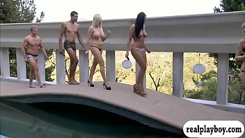 davies denise photoshoot Ameatuer cumshots on tits