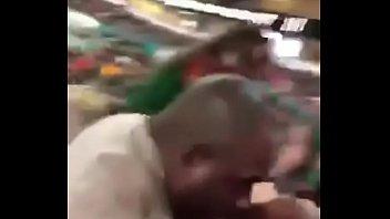 fat black girl dominates lesbian white Upskirt granny no panties outdoor