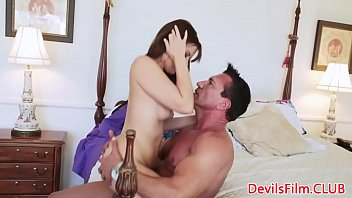 handjob slow sensitiv Son walks in on dad watching porn