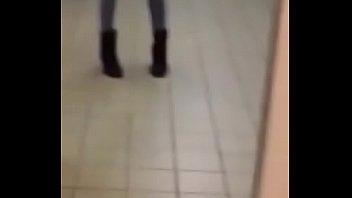 bathroom video hot dd Korean amateur teen orgasm