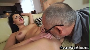 cock grenny old flashing mature Dad fuck his daugh