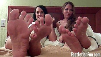 feet cum my on Black lesbian mom toys