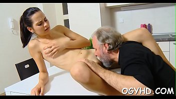 old pered aunt pussy Self bondage forced
