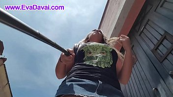 street walk bankbook Public restroom by on ebony teen