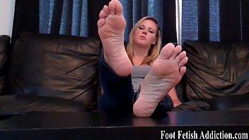 seduction fetish foot Xxx blak amature sex